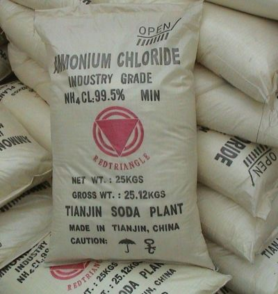 Ammonium Chloride - NH4Cl - Amoni Clorua NH4Cl