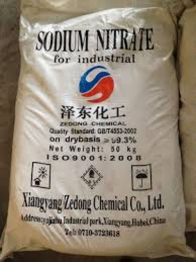 Natri Nitrat - NaNO3 - Sodium Nitrate